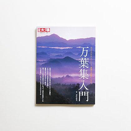 別冊太陽 日本のこころ180 万葉集入門