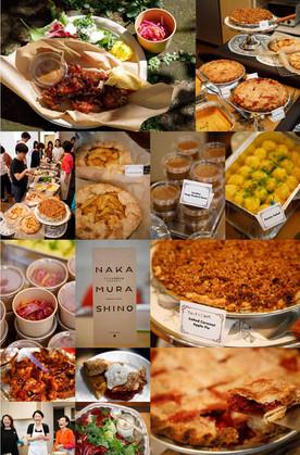 アメリカ南部の味、BBQとデザートビュッフェランチ☆