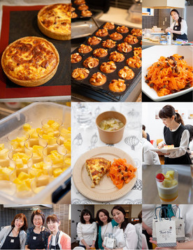 たけだかおるさん初著書『マニアックレッスン』出版記念 洋菓子研究ランチ☆