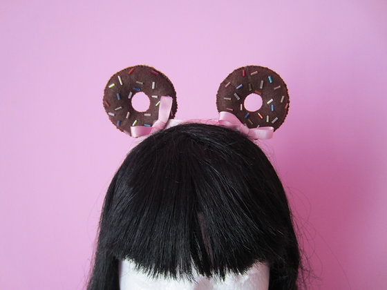 Doughnuts Headband
