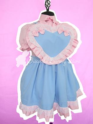 Sweet & Soft Dreamy Heart JSK