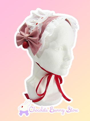 Strawberry Headdress