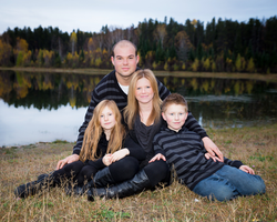 Timmins Family Photographer