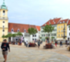 Bratislava centrum