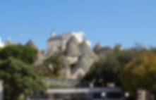 Alberobello: stad van de Trulli's