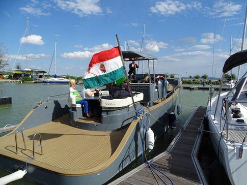 03 - Balatonmeer - cruise - 02