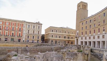 Lecce: Florence van het zuiden
