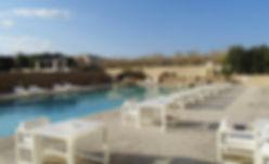 Borgo Egnazio Resort zwembad
