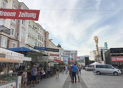 Binnenstad van Linz