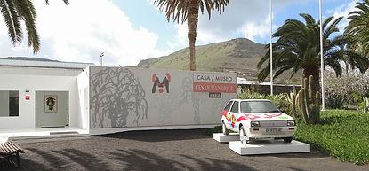 Atelier en villa van Cesar Manrique