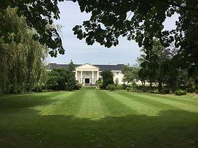 Clubhuis van Golfclub Oostburg