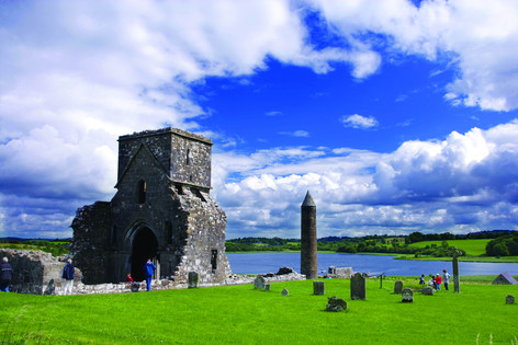 00-Fermanagh Lakelands-05-Devenish Island