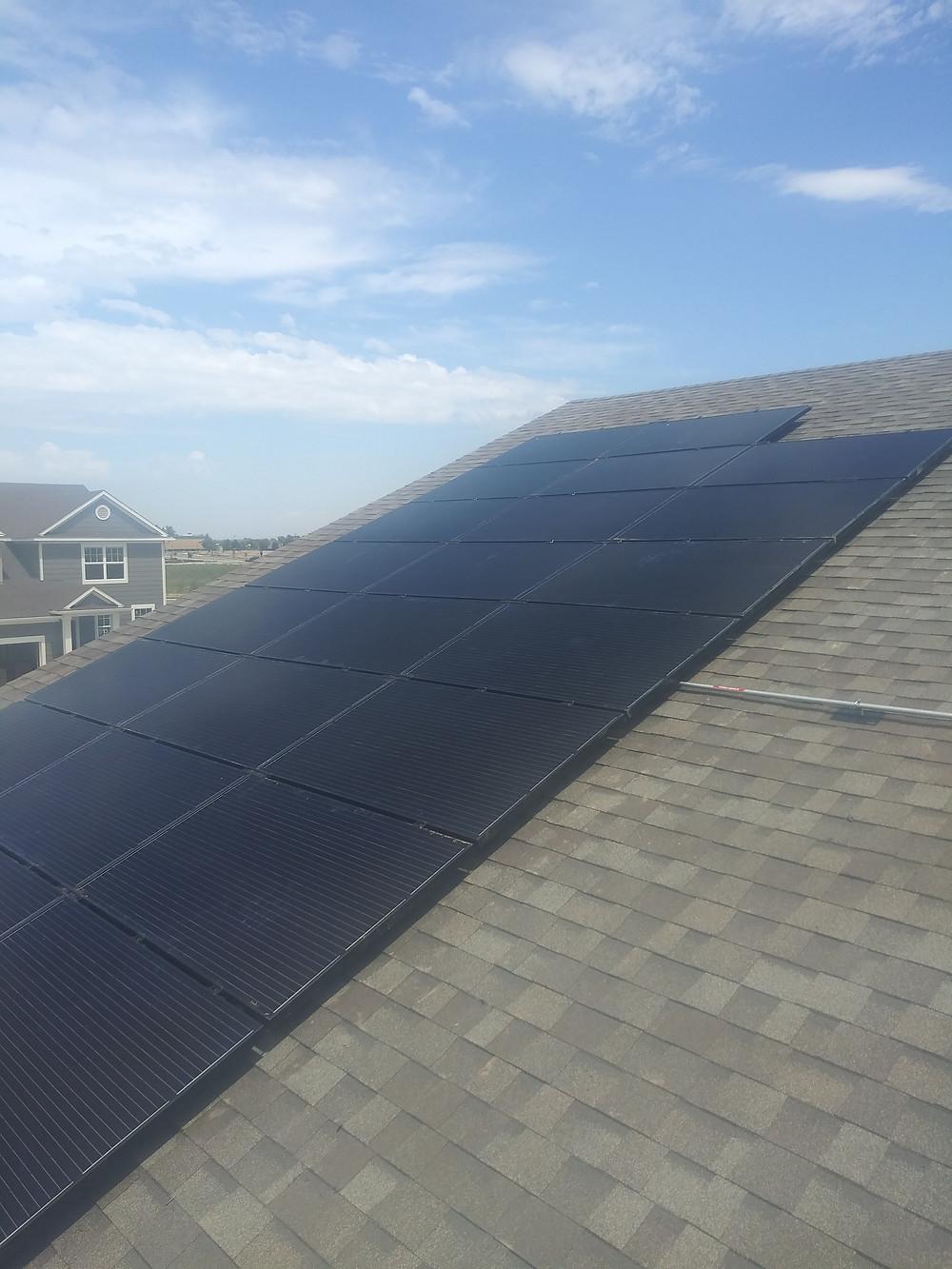 Denver, Colorado's top solar company - solar panel installation