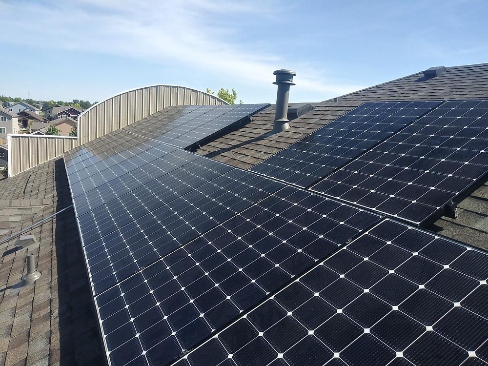 Solar Panel Company Denver Colorado