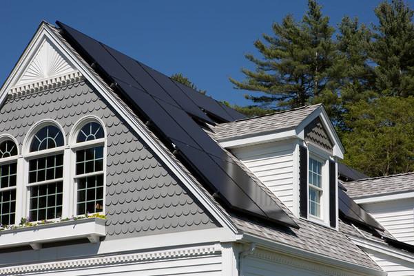 solar panels in Denver Colorado
