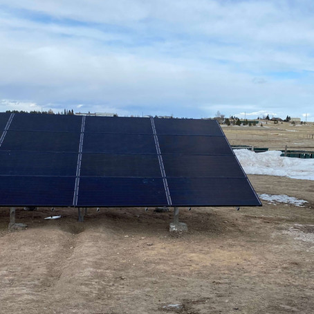 Why January is the Best Month to Buy Solar Panels in Denver, Colorado & Wyoming