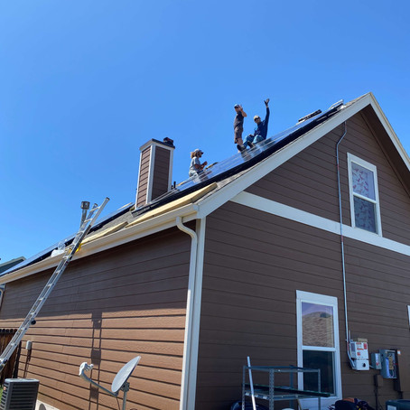Xcel Rate Increases in Colorado: How More Time at Home can be Combated with Solar Panels