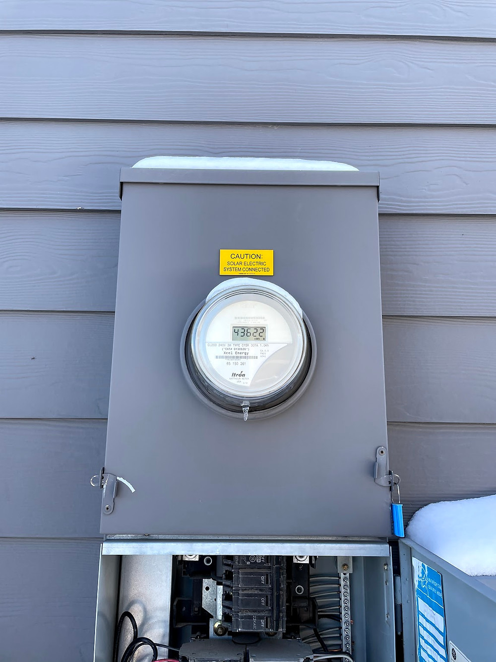 solar net meter inverter in Colorado