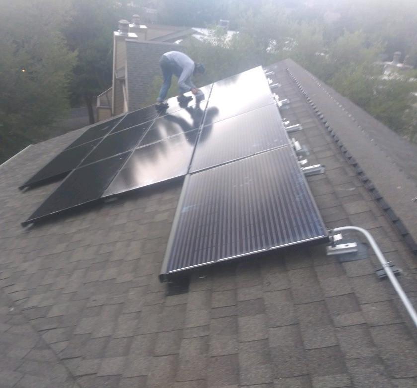 Installing Solar Panels near Denver Colorado