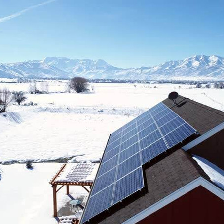 Do Solar Panels Work in the Winter in Denver?