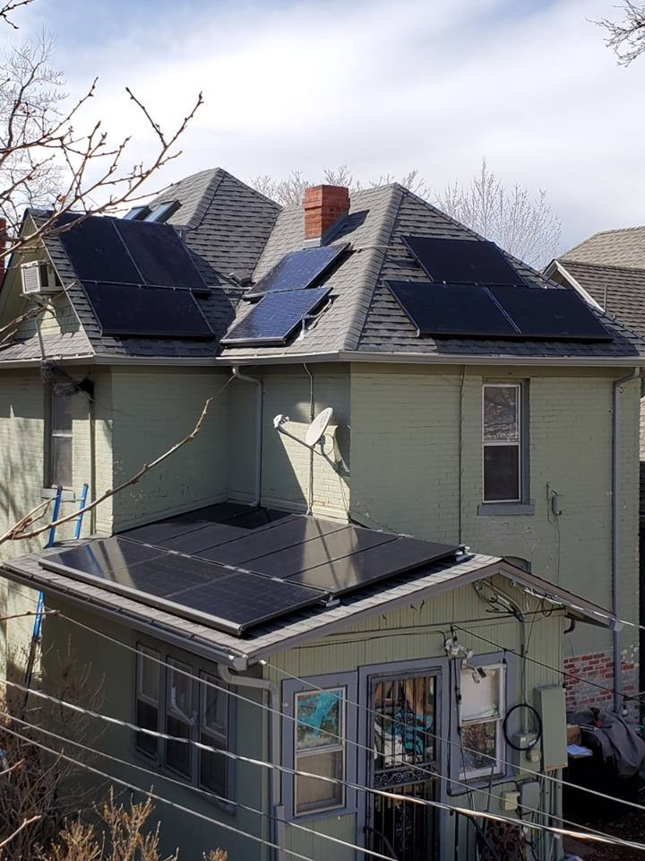 top solar company Apollo Energy: Denver, Colorado installation