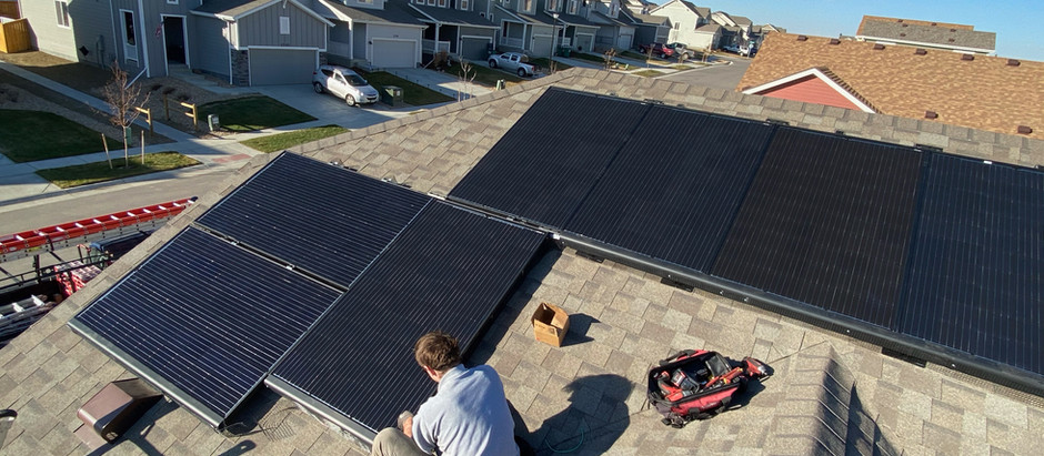 How Long Does it Take to Install Solar Panels on a Home?