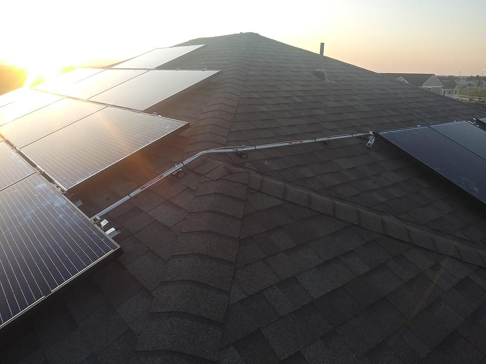 Solar Panels top installers Denver, Colorado.