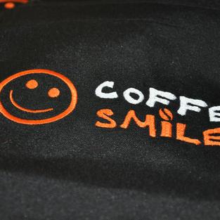 Логотип COFFEE SMILE