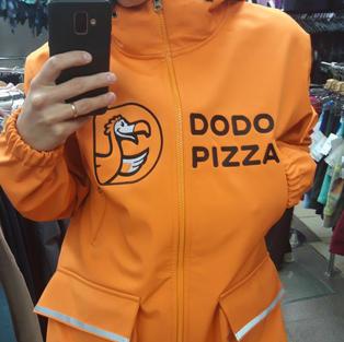 Логотип DODO PIZZA