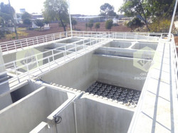 Planta Tratamiento de Aguas Residual