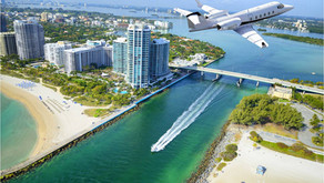 Private Jet Charter Flights to Miami