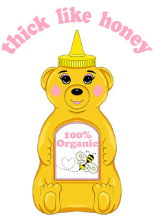Thick Like Honey