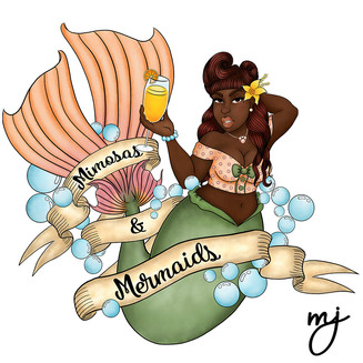 Mimosas & Mermaids