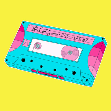 Hot Girl Summer Mix Tape