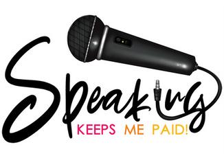 Speaking Keeps Me Paid