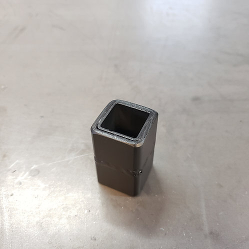 "Square socket for 7/8"" raised head cleanout plugs"