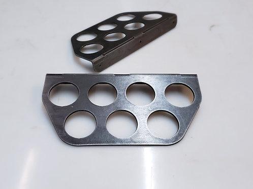 TIG welding filler rod storage holder brackets rack - Steel