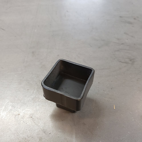 "Square socket for 1-3/4"" raised head cleanout plugs"