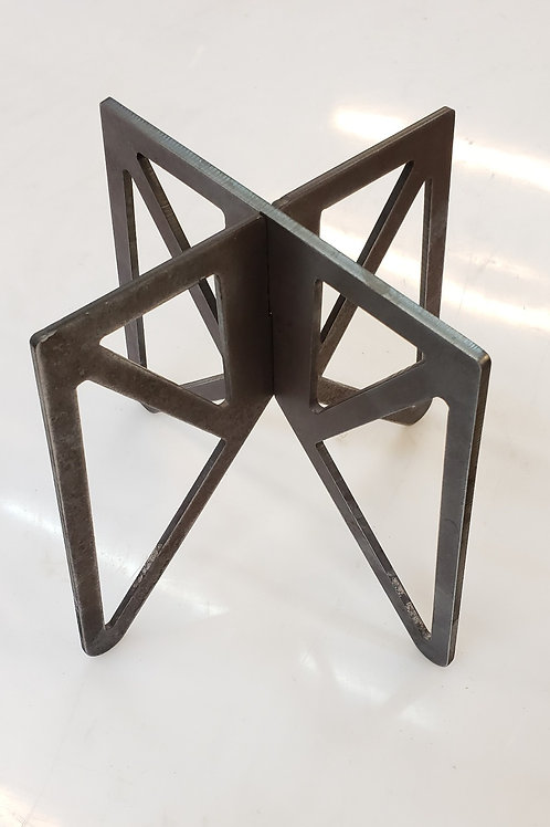 Campfire cooking stand