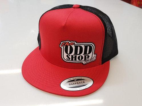 Odd Shop Snapback hats