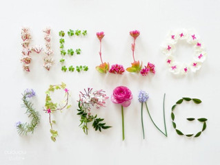 Hello Spring...bring on Wedding season!