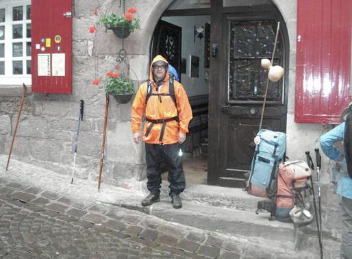 Caminho Francês: 1 etapa Saint Jean Pied de Port-Roncesvalles