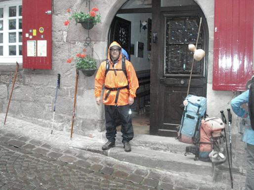 Protocolo de entrada nos albergues no Caminho de Santiago