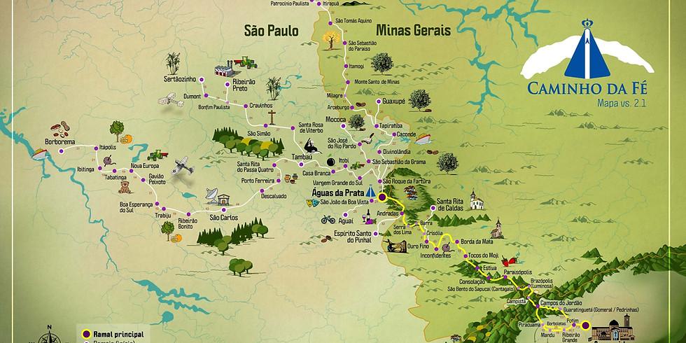 Caminho da Fé - Paraisópolis a Aparecida