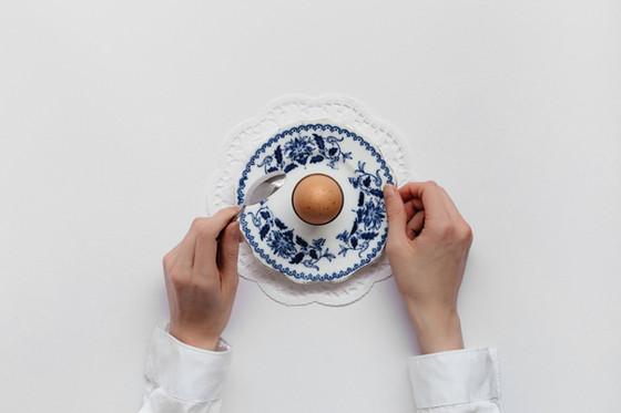Eggets protein til topps