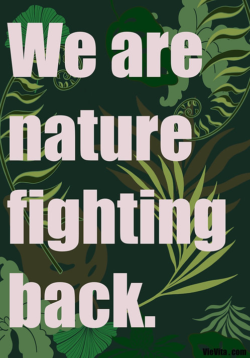 Nature's Weapon