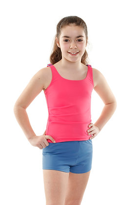 Girl's Tankini with Shorts