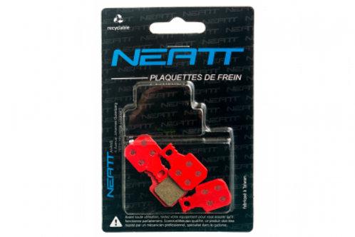 Paire de Plaquettes Neatt pour Magura (4 pistons) MT5 / MT7 / MT Trail / MT Trai