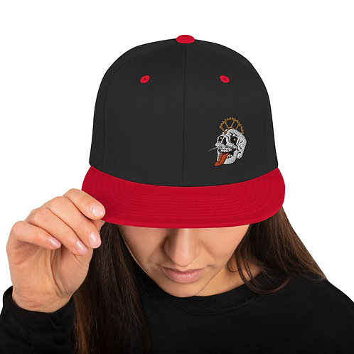 Casquette Snapback pouky racing