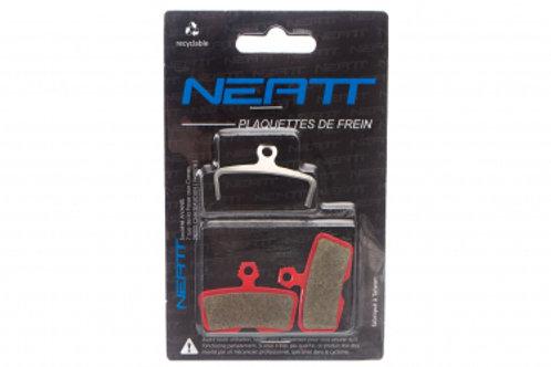 Paire de Plaquettes Neatt pour Sram Code / Guide RE